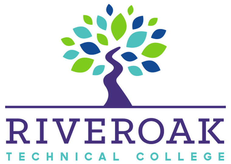 Riveroak Technical College Logo